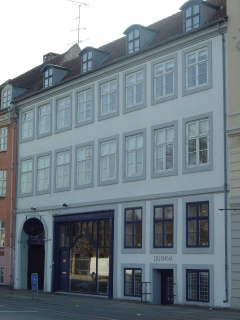 Gothersgade 91-91a - 4