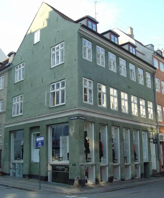 Grønnegade 18 - Ny Østergade 11 - Pistolstræde 4 - 1