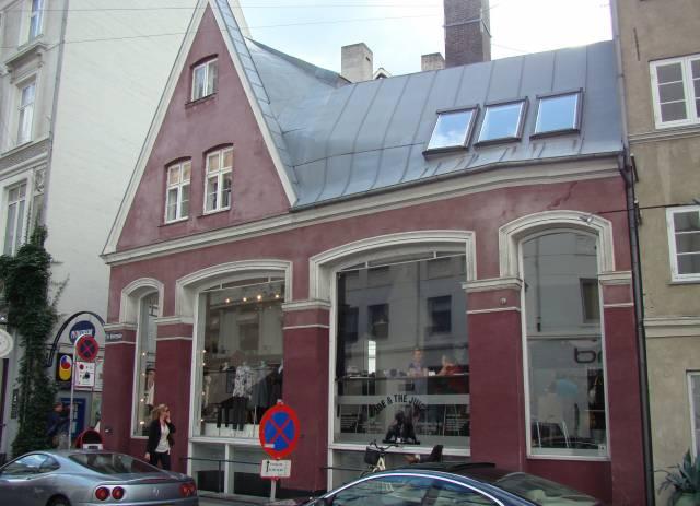 Grønnegade 18 - Ny Østergade 11 - Pistolstræde 4 - 10