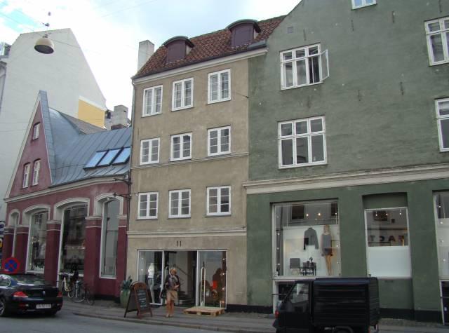 Grønnegade 18 - Ny Østergade 11 - Pistolstræde 4 - 16