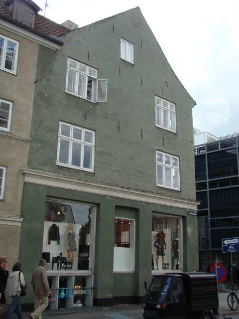 Grønnegade 18 - Ny Østergade 11 - Pistolstræde 4 - 2