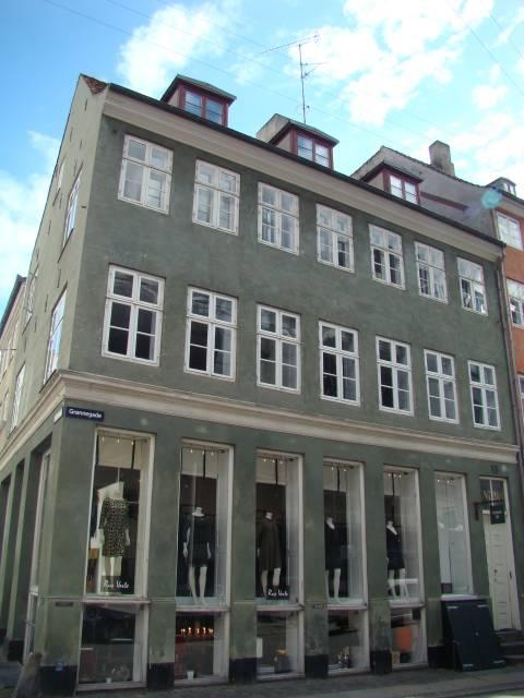 Grønnegade 18 - Ny Østergade 11 - Pistolstræde 4 - 3