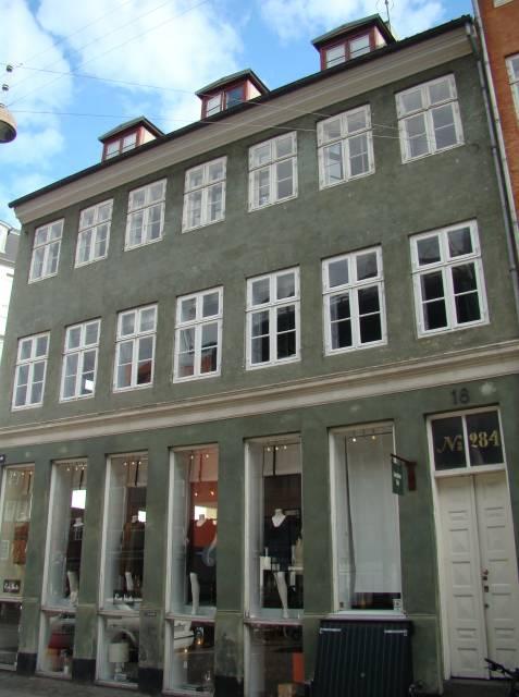 Grønnegade 18 - Ny Østergade 11 - Pistolstræde 4 - 5
