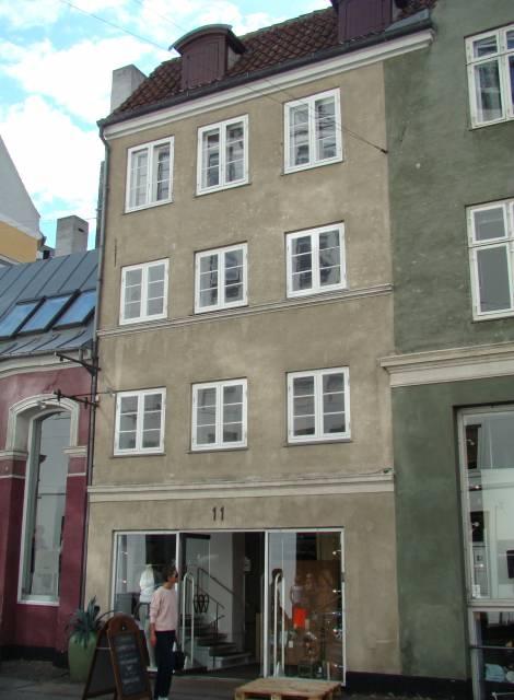 Grønnegade 18 - Ny Østergade 11 - Pistolstræde 4 - 7