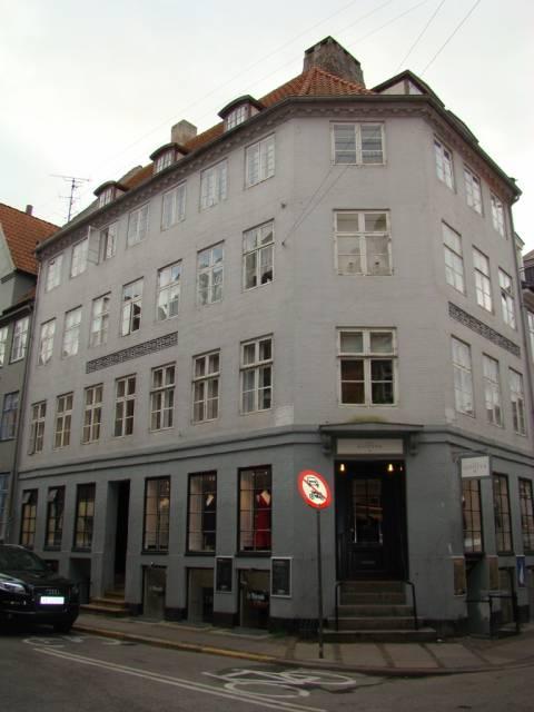 Grønnegade 32 - Ny Adelgade 9 - 1