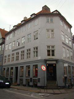 Grønnegade 32 - Ny Adelgade 9 - lille - tv