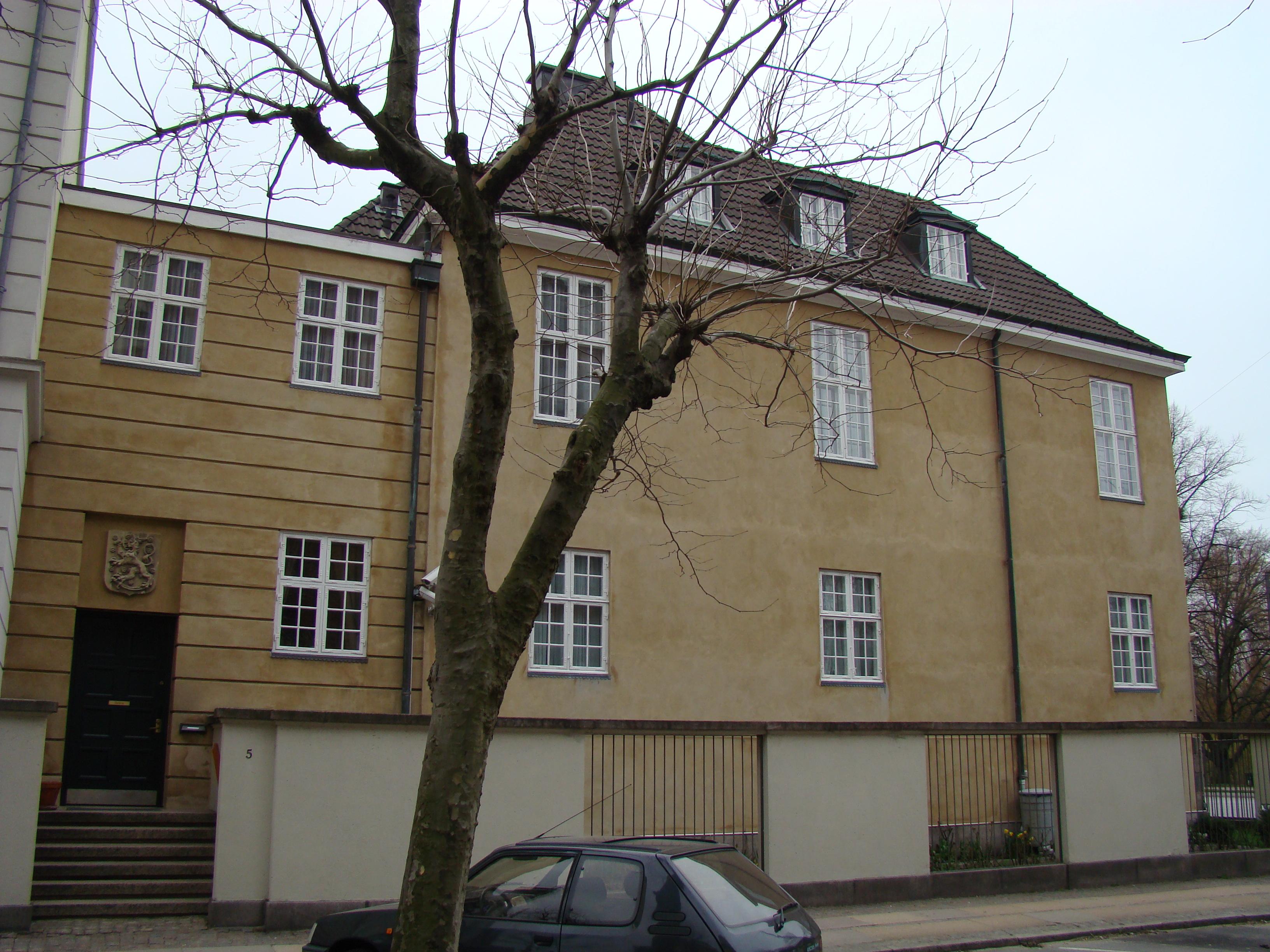 Grønningen 11-Hammerensgade 5-Jens Kofods Gade 6 - 5 - set fra Hammerensgade