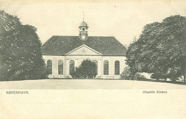 Grønningen 4 - Kastellet 1-110 - Nordre Toldbod 15-25 - 76 - ældre postkort