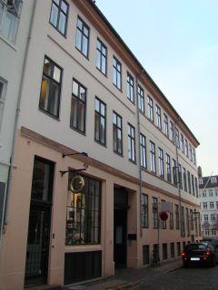 Højbro Plads 13 - Lille Kirkestræde 5 - lille - tv