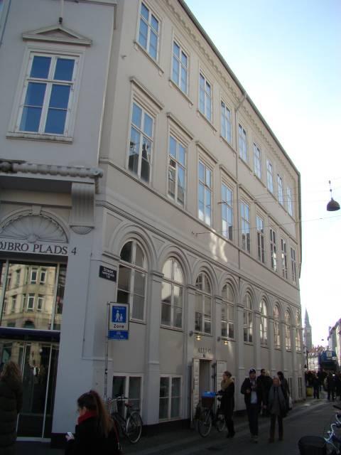 Højbro Plads 4 - Læderstræde 1 - 4