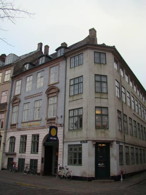 Højbro Plads 9-11 - Lille Kirkestræde 6-8 - 2