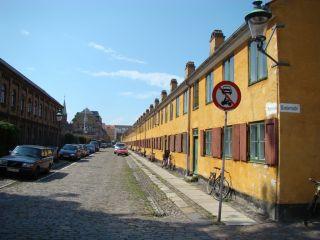 Haregade 1-22 - lille - th
