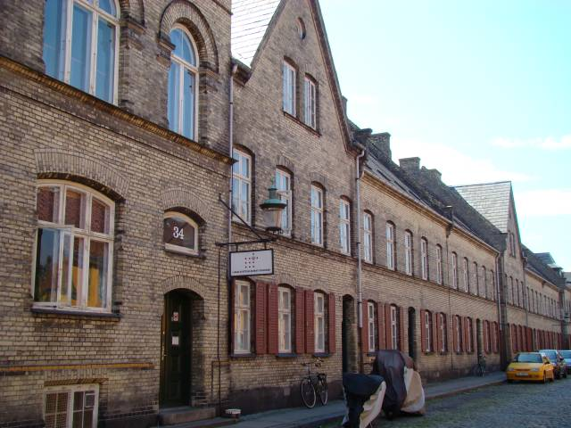 Haregade 24-35 - Kronprinsessegade 80 - 1