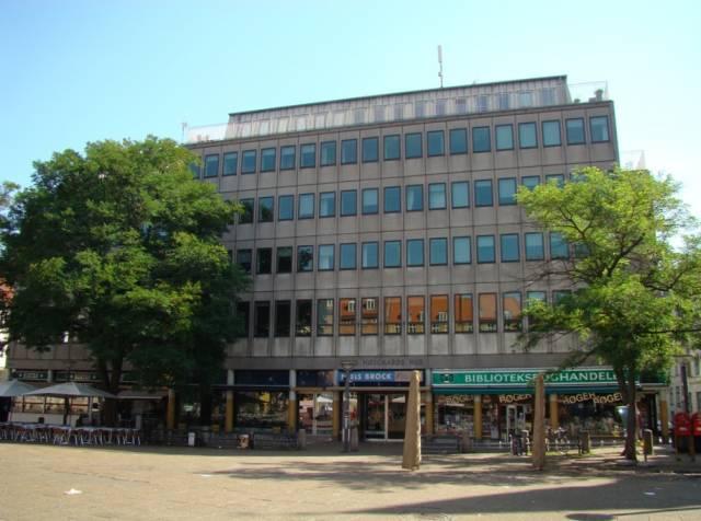 Hauser Plads 1 - Hausergade 3 - Kultorvet 2 - 1