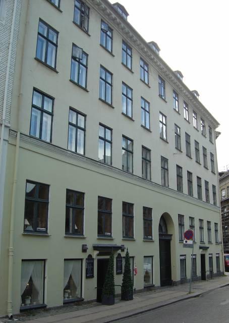 Hauser Plads 16a-d - 1