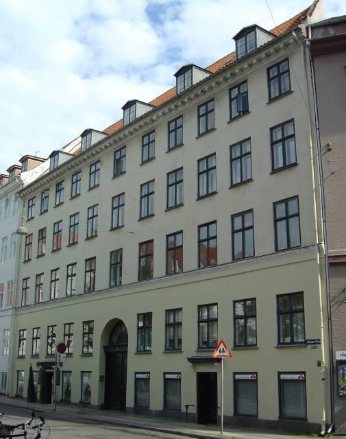 Hauser Plads 16a-d - 2