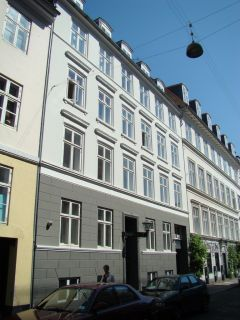 Hausergade 34 - lille - tv