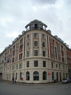 Havnegade 49 - Herluf Trolles Gade 28 - lille - tv