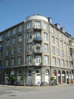 Havnegade 51 - Herluf Trolles Gade 25 - lille - tv