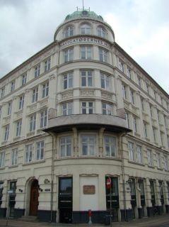 Havnegade 55 - Nyhavn 44 - lille - tv