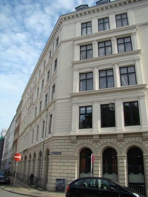 Heibergsgade 10-12 - Peder Skrams Gade 1 - Herluf Trolles Gade 2 - 5