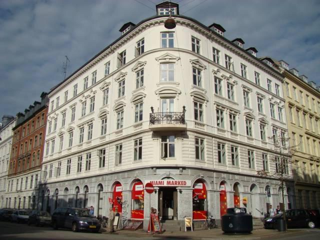 Heibergsgade 14 - Herluf Trolles Gade 1 - 1