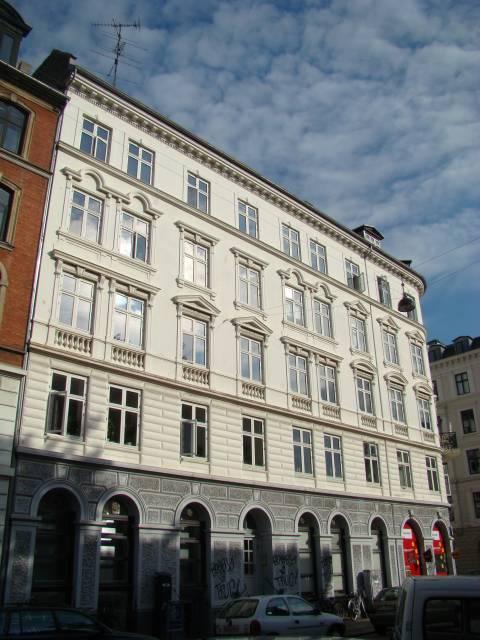 Heibergsgade 14 - Herluf Trolles Gade 1 - 2