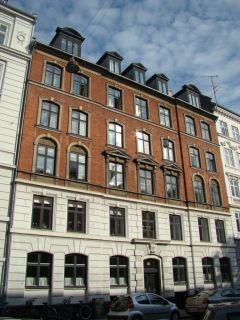 Heibergsgade 16 - lille - tv