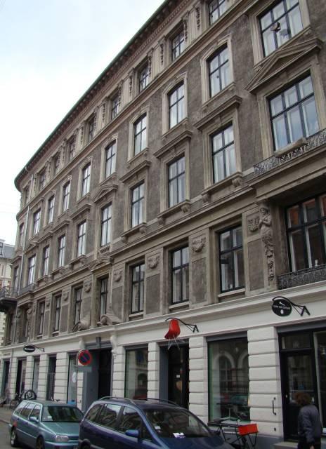 Herluf Trolles Gade 18 - Holbergsgade 19 - 8