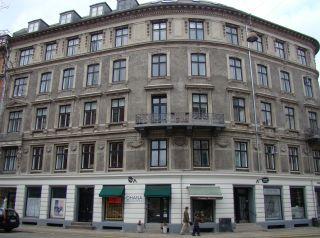 Herluf Trolles Gade 18 - Holbergsgade 19 - lille - tv