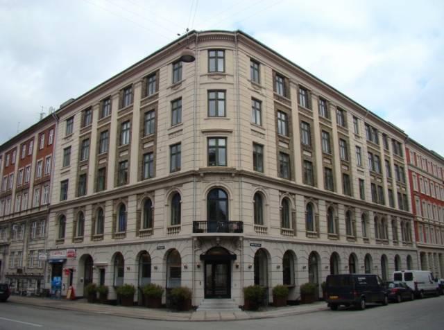 Herluf Trolles Gade 19 - Holbergsgade 26 - 1