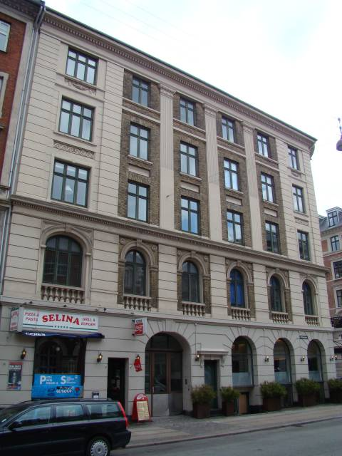 Herluf Trolles Gade 19 - Holbergsgade 26 - 3