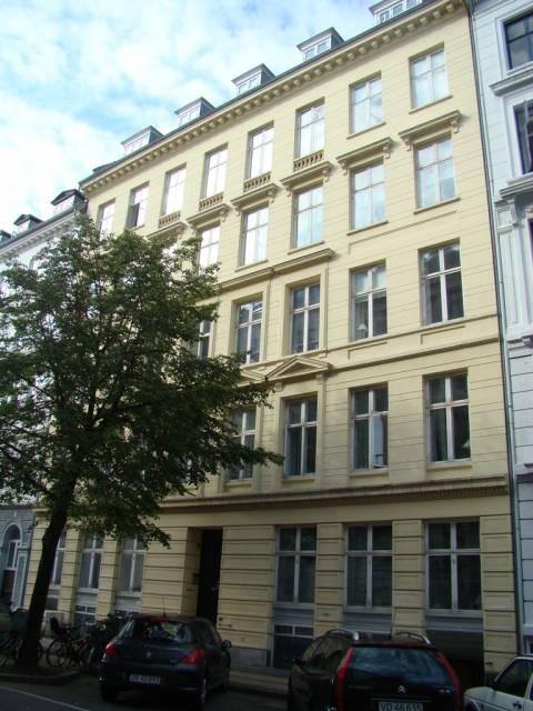 Herluf Trolles Gade 3 - 4