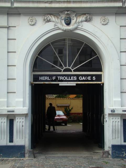 Herluf Trolles Gade 5 - 3