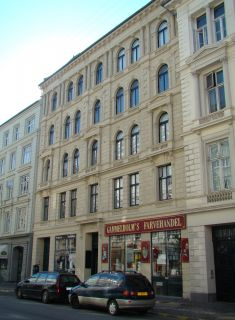 Holbergsgade 16 - lille - th