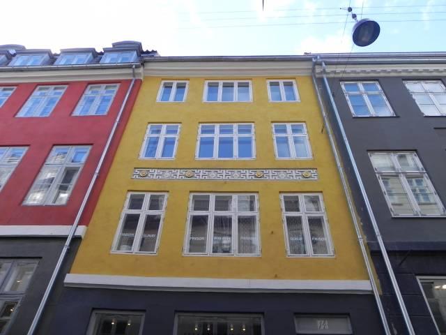 Hyskenstræde 14 - 2