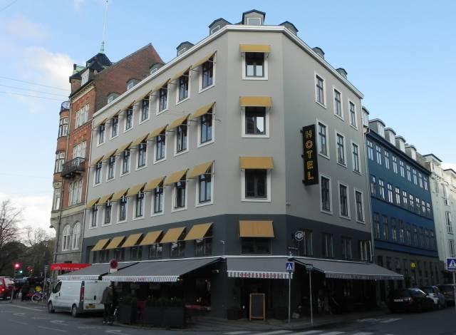 Jarmers Plads 3 - Sankt Peders Stræde 38 - 1