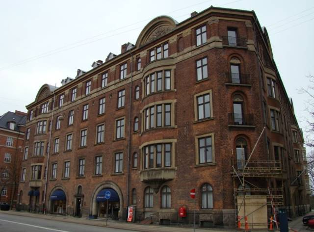 Jens Kofods Gade 1 - Store Kongensgade 124 - 1