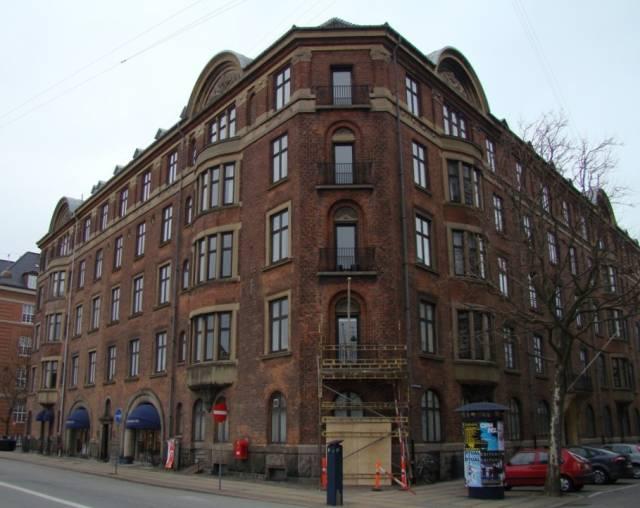 Jens Kofods Gade 1 - Store Kongensgade 124 - 2