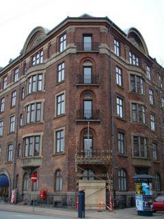 Jens Kofods Gade 1 - Store Kongensgade 124 - lille - tv