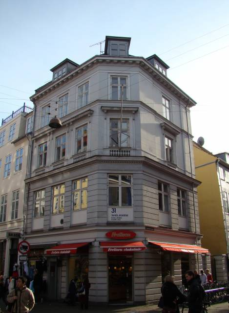 Købmagergade 31 - Valkendorfsgade 1 - 1