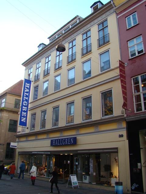Købmagergade 39 - Løvstræde 2 - 2