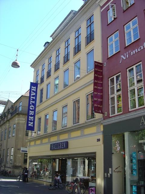 Købmagergade 39 - Løvstræde 2 - 3