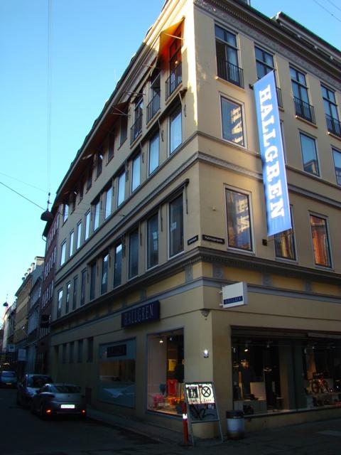 Købmagergade 39 - Løvstræde 2 - 4