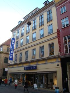 Købmagergade 39 - Løvstræde 2 - lille - th