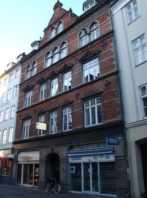 Købmagergade 55 - Peder Hvitfeldts Stræde 4 - 2