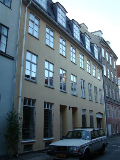 Købmagergade 55 - Peder Hvitfeldts Stræde 4 - 7