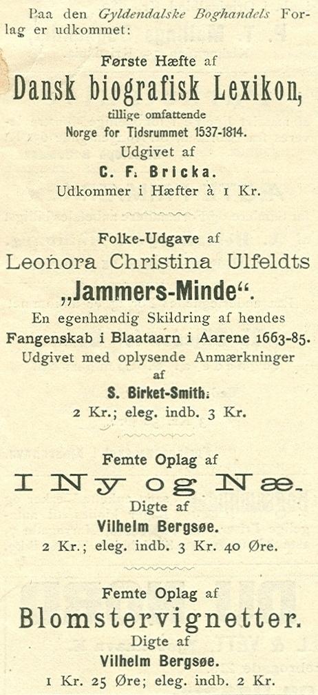 Klareboderne 3-3a-e - 6 - Annonce fra Illustreret Tidende nr.29, 17.april 1887