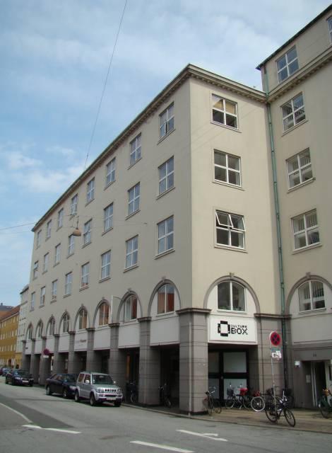 Klerkegade 19 - Kronprinsessegade 54 - Sølvgade 10 - 2