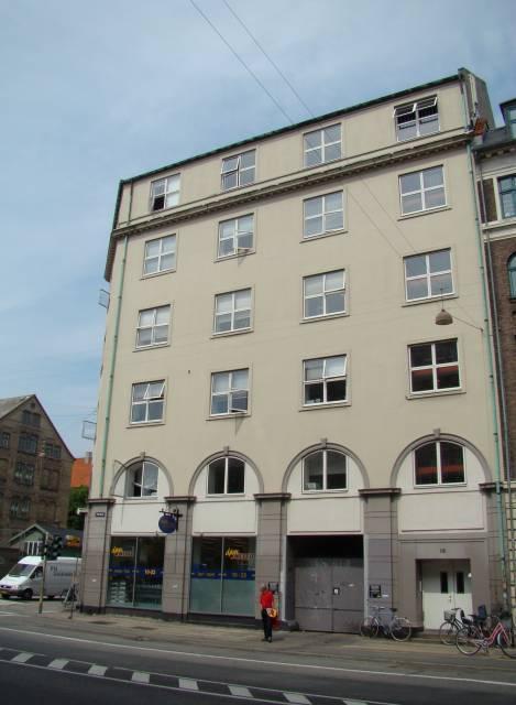 Klerkegade 19 - Kronprinsessegade 54 - Sølvgade 10 - 3